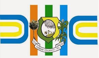 Bandeira Oficial de Felipe Guerra