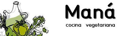 Banner en la Web del Restaurante Maná