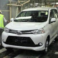 Toyota Avanza Model Baru 2015