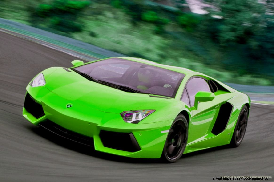 Green Lamborghini Aventador Wallpaper Hd | All Wallpapers ...