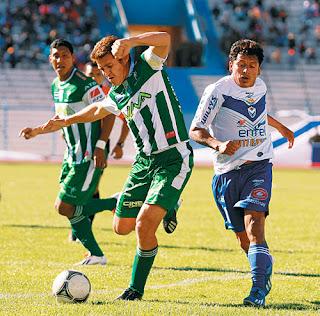Oriente Petrolero - Miguel Ángel Hoyos, Ronny Montero - DaleOoo.com web del Club Oriente Petrolero