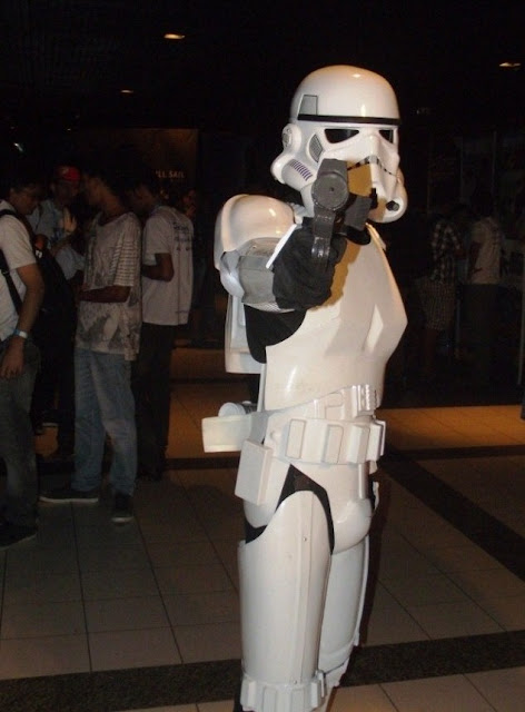 Stormtrooper brazilian cosplay