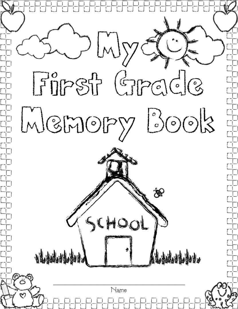 Kindergarten Book Cover Ideas : Mrs solis s teaching treasures our kindergarten memory