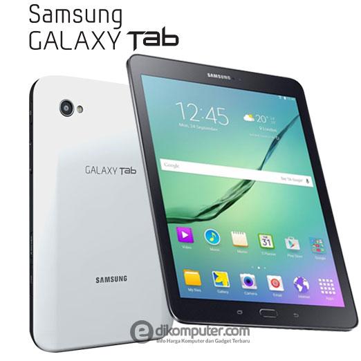 Daftar Harga Tablet Samsung terbaru 2016