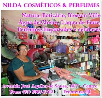 Nilda Cosméticos e Perfumes