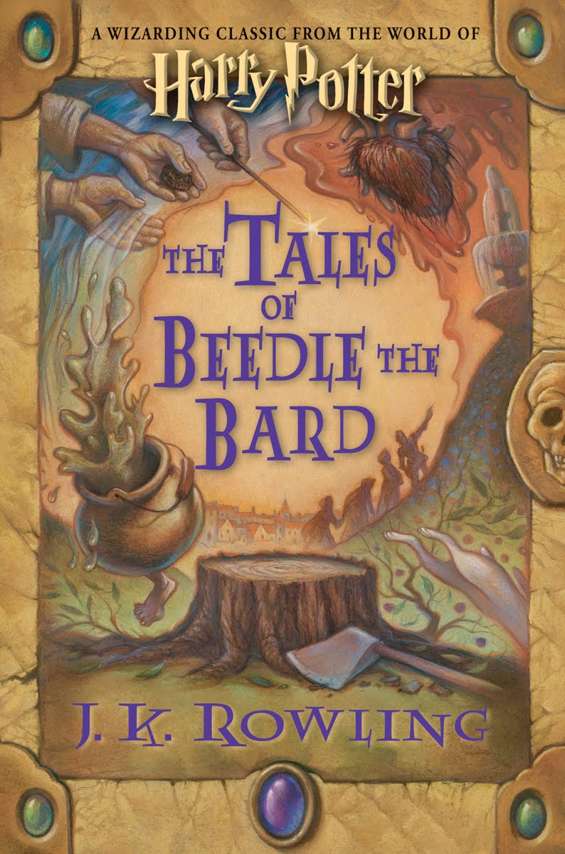 Annette's Book Spot: Book Review: The Tales of Beedle the ...