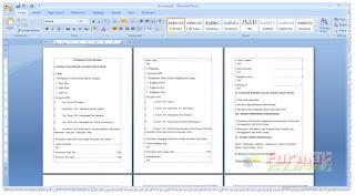Download Format Guru Contoh Program Tahunan Pramuka Untuk Sekolah Dasar (SD)