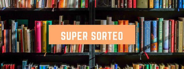 Sorteo conjunto / Gana 10 libros en papel