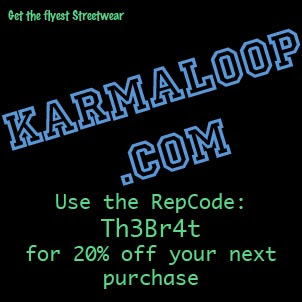 Get 20% off Karmaloop Gear