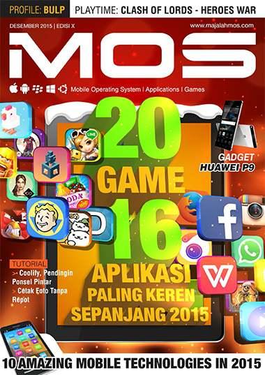 Majalah MOS Edisi 10 Desember 2015