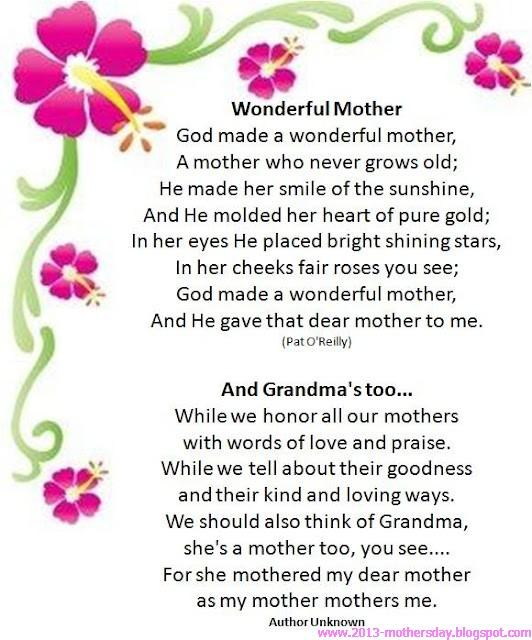 Mom Poems 93