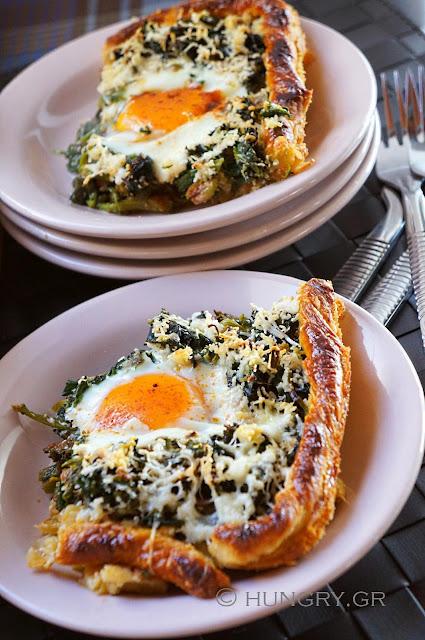 Spinach Tart