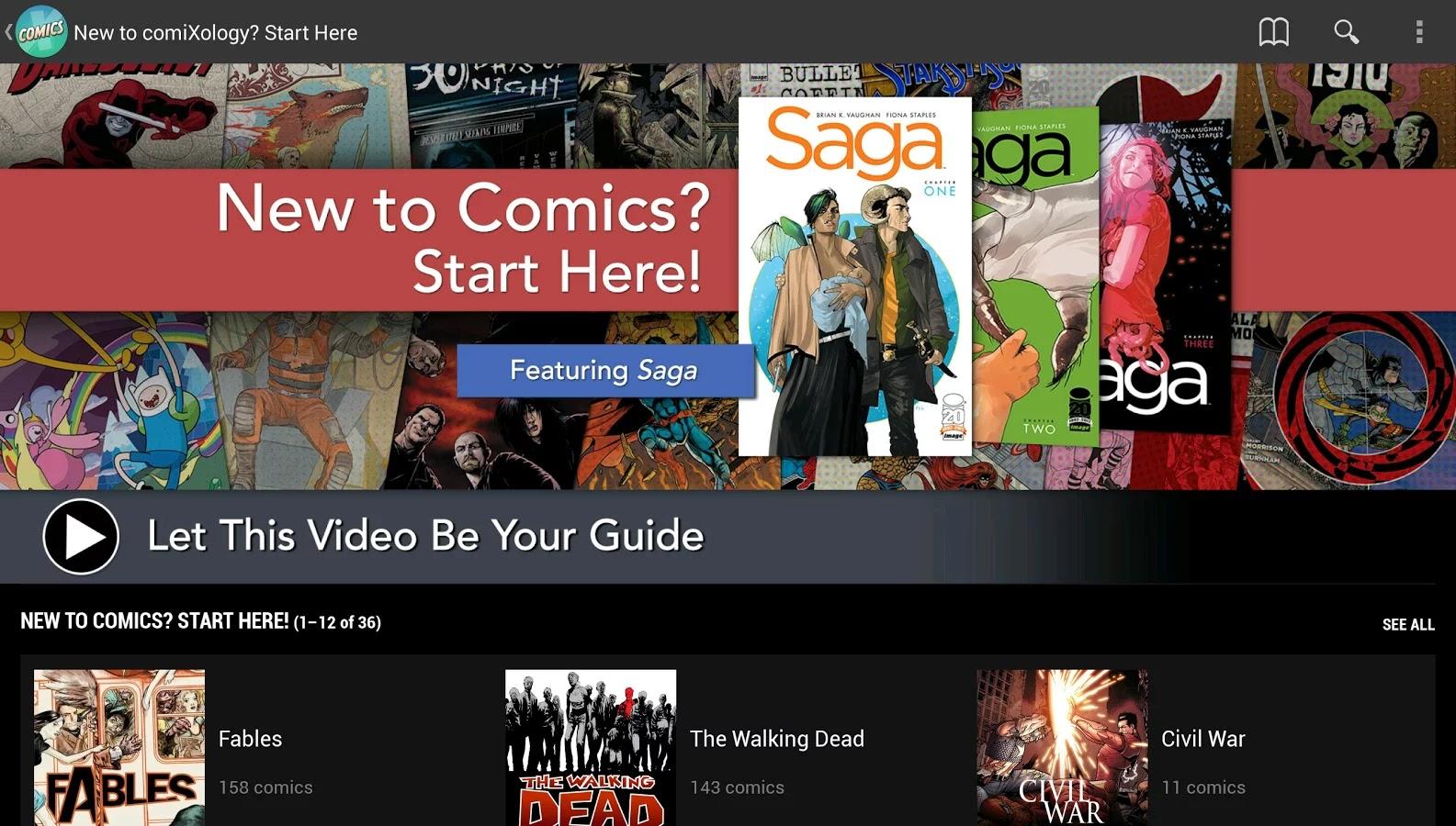 comics-app