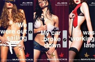 Alibis Parfum-Parfum Dengan Aroma Yang Unik