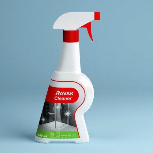 Обзор чистящих средств Ravak для сантехники