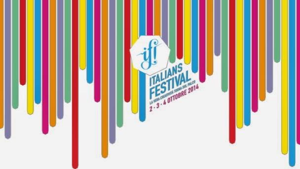 IF! Italian Festival, dal 2 al 4 ottobre il festival italiano della creatività al Teatro Franco Parenti di Milano