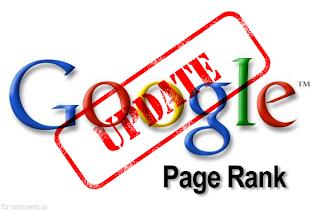 Google Update Pagerank sebelum tahun 2014