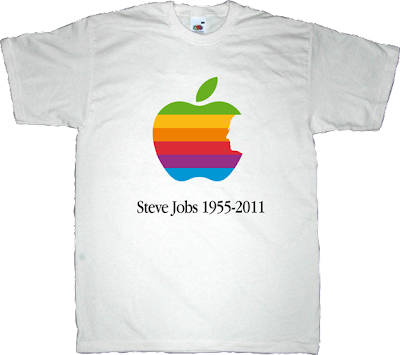 steve jobs apple mac macintosh ipad iphone ipad disruptive t-shirt ephemeral-t-shirts fanboy vintage