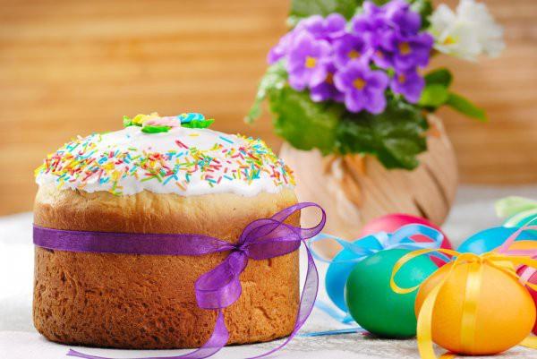 Гарних вам Великодніх свят і смачної паски!
