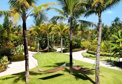 bali beach resort st regis