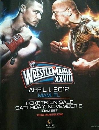 Luchas Para Wrestlemania XXVIII