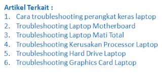 Cara Memperbaiki Hardisk Laptop Bad Sector