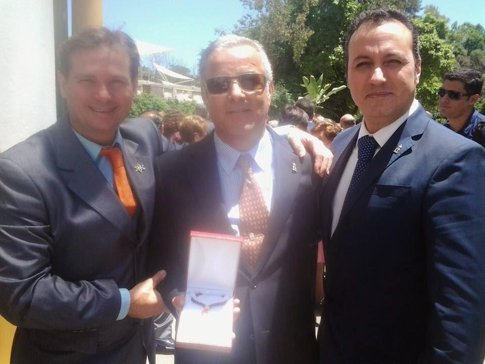 Medalla de Oro de Sevilla para el PALI