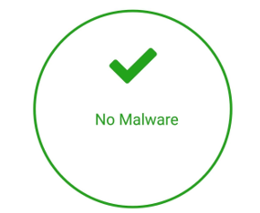Malware statement