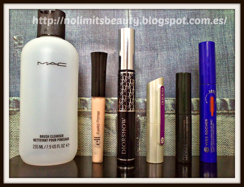 Productos terminados (vol.10): especial maquillaje