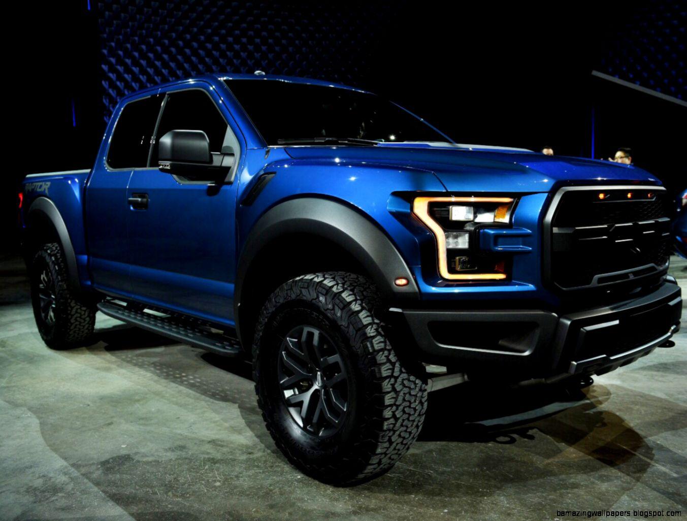 Detroit Auto Show Ford Raptor