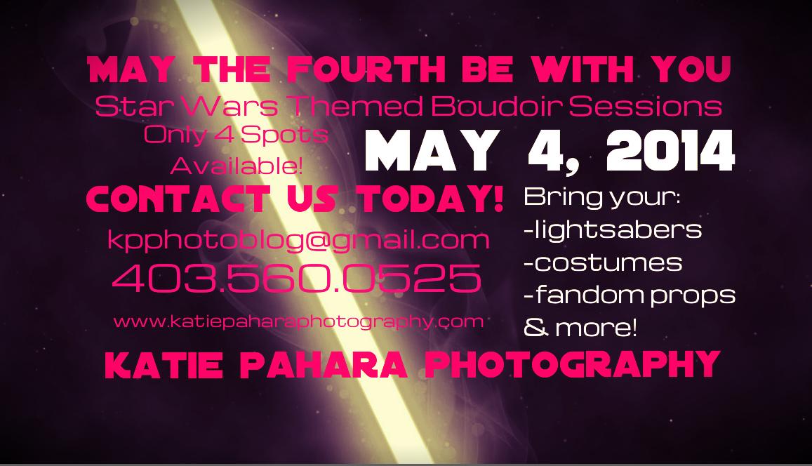 Star Wars Boudoir Photography