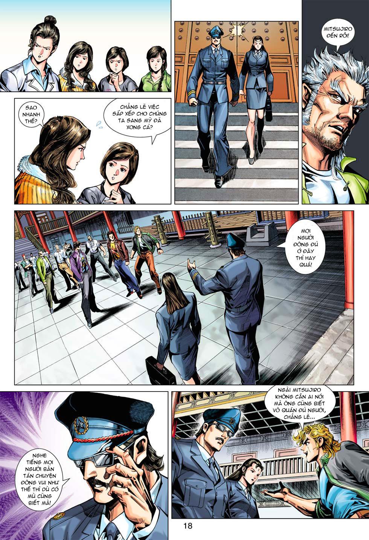 Tân Tác Long Hổ Môn chap 369 - Trang 18
