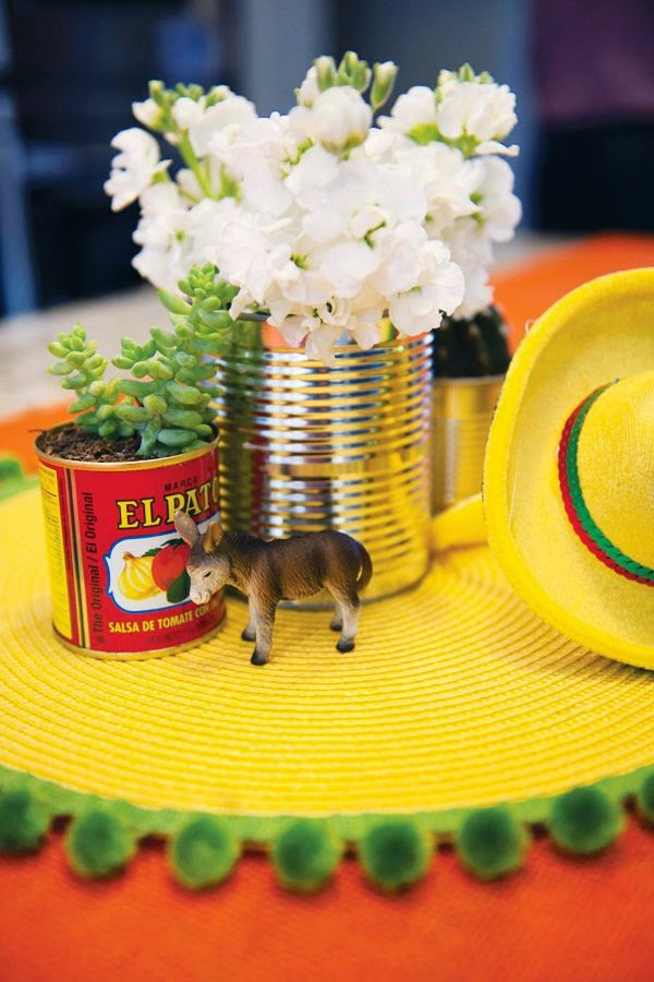 Home made modern 5 simple cinco de mayo ideas for 5 de mayo party decoration