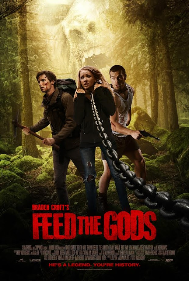 Feed the Gods poster e stills