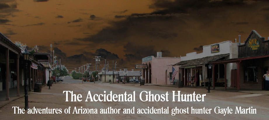 The Accidental Ghost Hunter