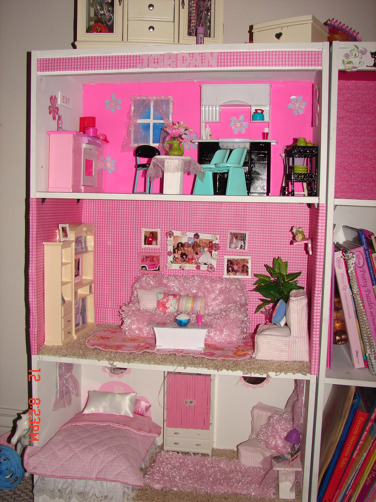 barbie barbie house