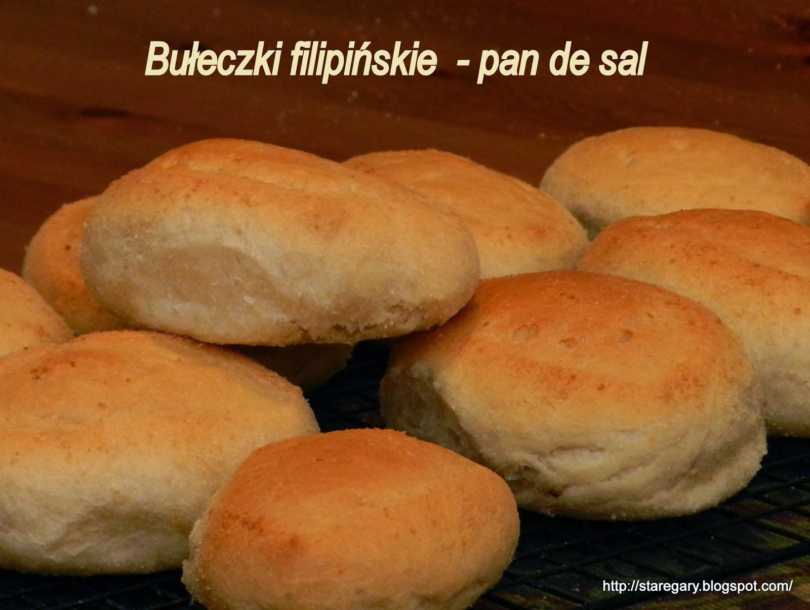Bułeczki filipińskie  - pan de sal
