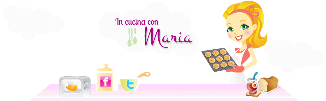 in cucina con maria