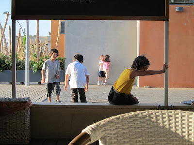 Tel Aviv children