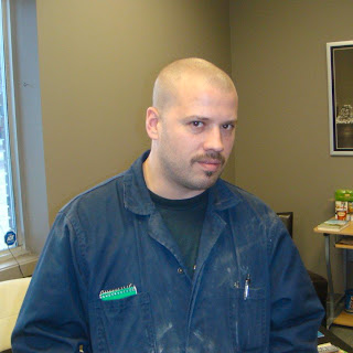 Movember - Shield Autobody