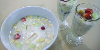 Resep Minuman Sop Buah Spesial Ramadhan