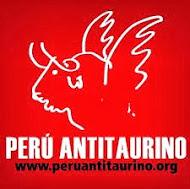 PERÚ ANTITAURINO