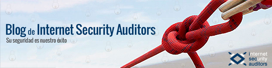 Blog de Internet Security Auditors