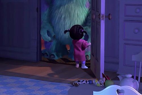 Pixarイースターエッグ