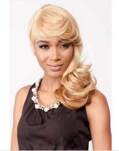 21 Tress Malaysian 100% Human Hair Blend Wig H-The