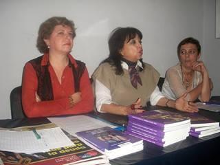 """Presentaron  en la CTA el libro """"María Ovando, una lucha por justicia"""""""