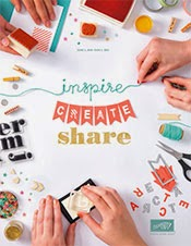 View the 2014-2015 Stampin' Up!®  Catalogue online