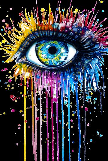 la percepción en tus ojos no siempre es felicidad sino melancolía, libérate!