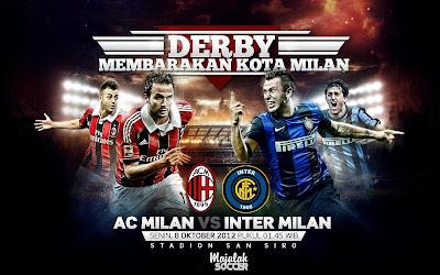 Wallpaper Derby Milan Sepakbola Terbaru 2012-2013 (Edisi 7 Tgl 5 Oktober 2012)