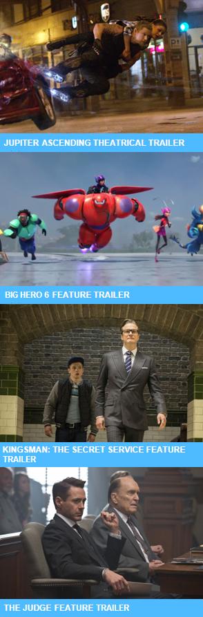 Latest Trailers
